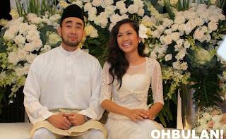 Gambar Pertunangan Liyana Jasmay | Gambar Liyana Jasmay Bertunang