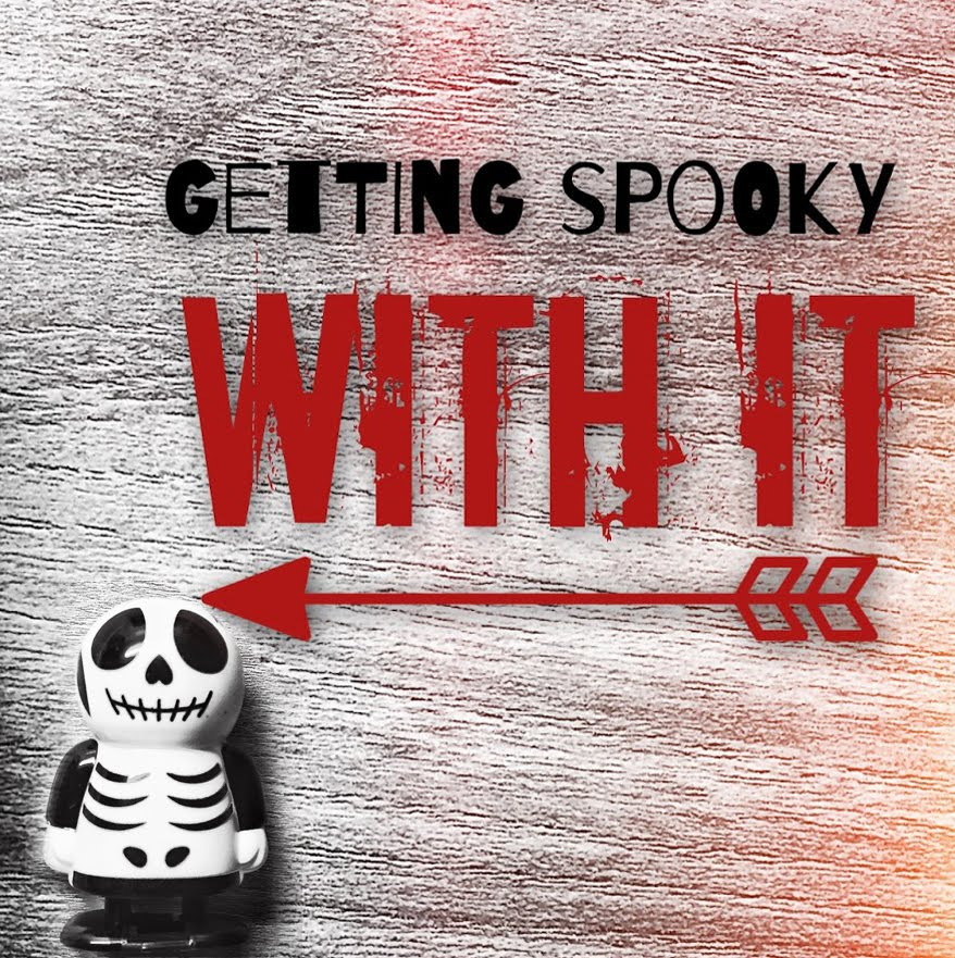 getting spooky with it - Halloween Blogparade