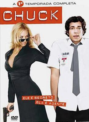 Chuck - 1ª Temporada Completa - DVDRip Dublado