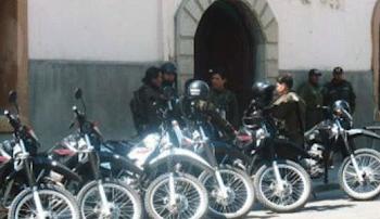 los 1.700 presos en la cárcel de S.Pedro, La Paz, Bolivia