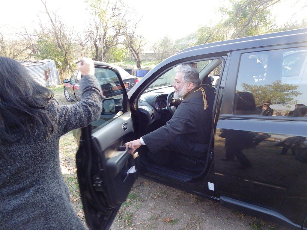 Έκλεψαν το αυτοκίνητο του Μητροπολίτη Διδυμοτείχου