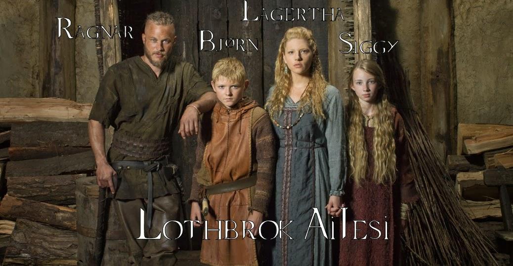 lothbrok ailesi
