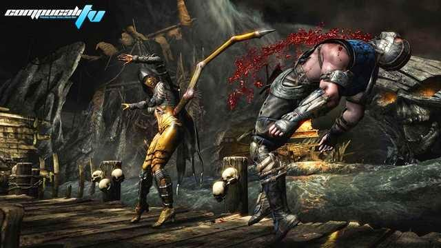 Mortal Kombat X PC Full Español