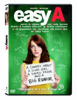 Movies like Easy A, Easy A poster