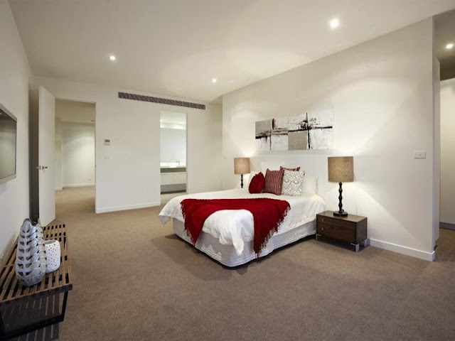 Photo of one of the bedrooms in an amazing home in Australia