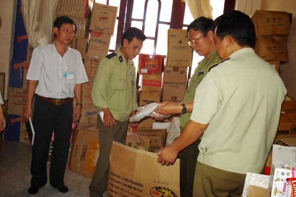 Gia Lai: Bắt giữ gần 40.000 bao thuốc lá nhập lậu