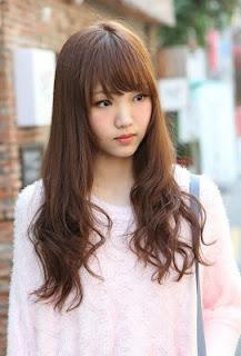 Model Rambut Wanita Panjang