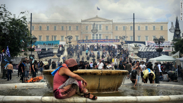 ''Τολμήστε να ζήσετε για ένα μήνα ως Έλληνας''
