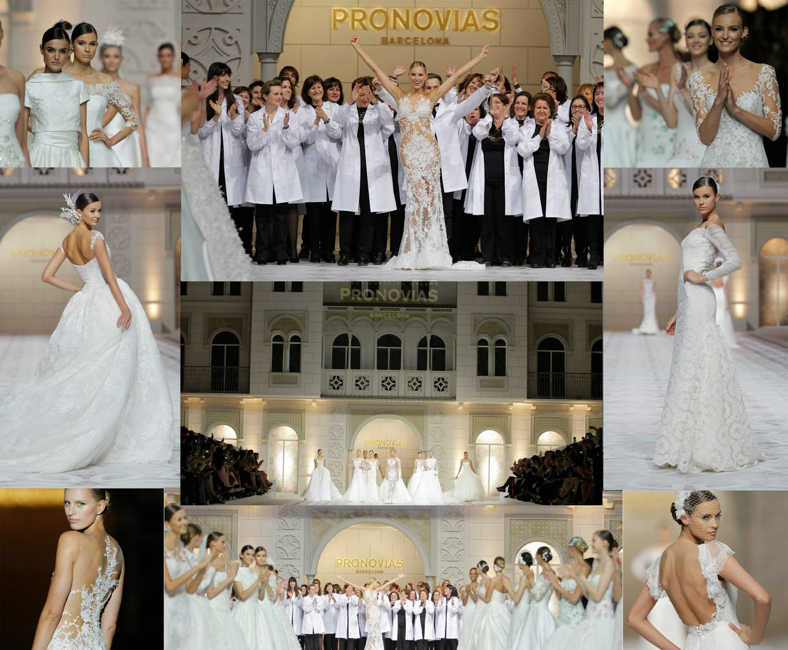 A princess bride couture bridal salon pronovias 2015 for A princess bride couture bridal salon