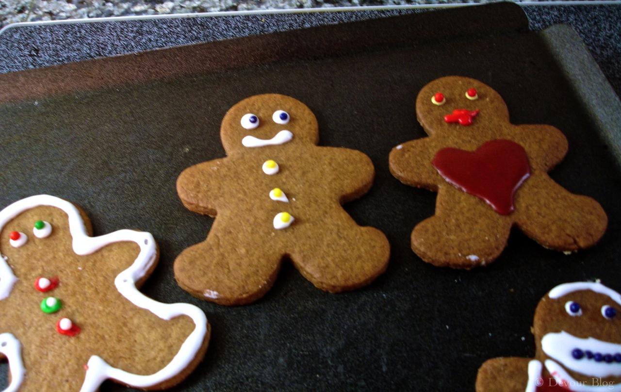 Gourmet magazine gingerbread cookie recipe