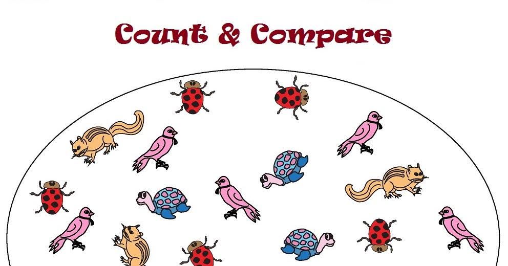 Kindergarten Worksheets: Kindergarten Math Worksheets - Counting ...
