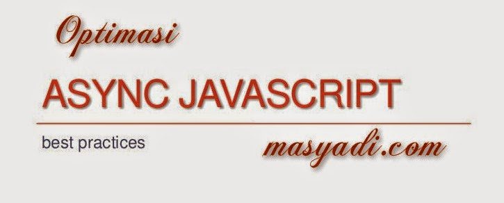 Optimasi Async Javascript Loading Social Share Button