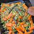 Für unterwegs (oder auch daheim): Karotten-Mungbohnensalat