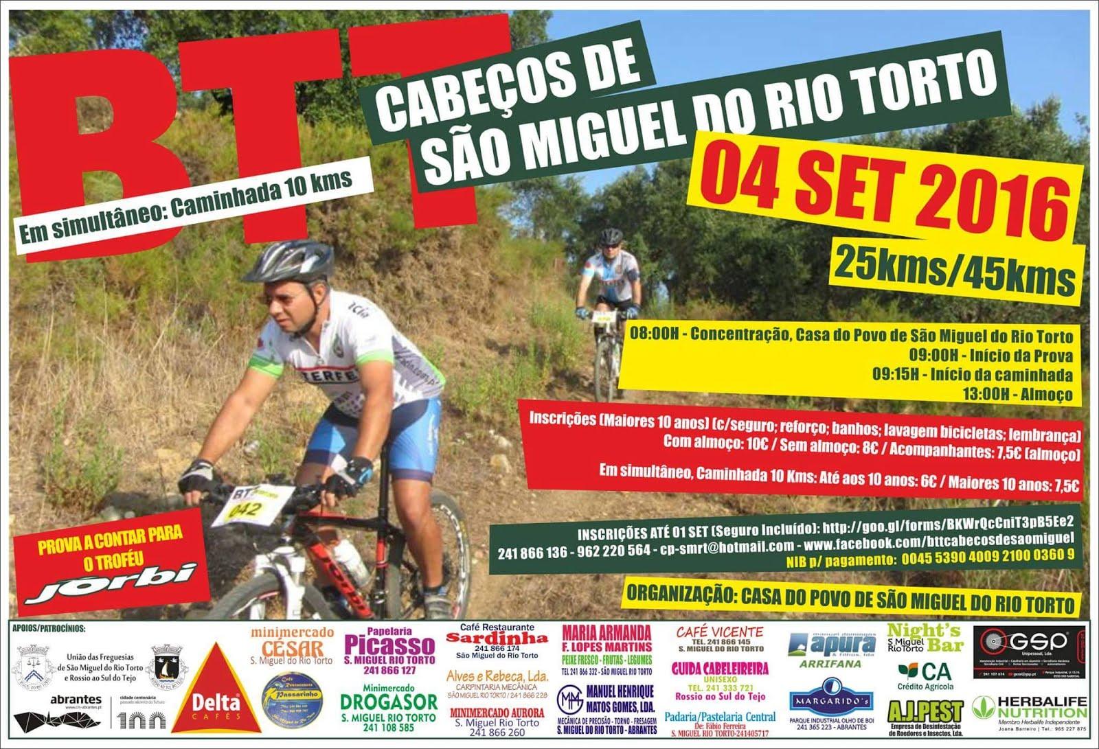 04SET * CABEÇOS DE SÃO MIGUEL DO RIO TORTO