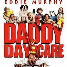 Daddy Day Care Movie Cover