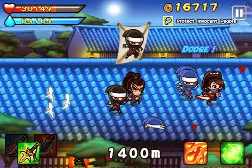 Download Jade Ninja Game