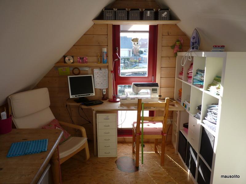 mausolito das n hzimmer zieht um. Black Bedroom Furniture Sets. Home Design Ideas