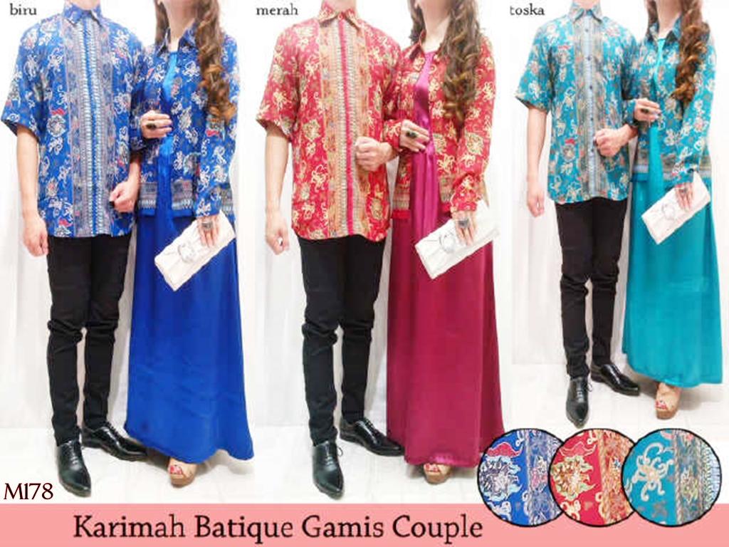 Kaftan Tunik Baju Muslim Dress Busana Wanita Busana Pria