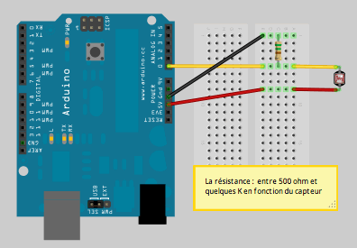 How to use LDR with LabVIEW and Arduino - instructablescom