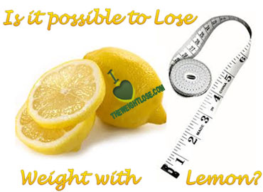 How to lose weight in a week lemon diet cleanse