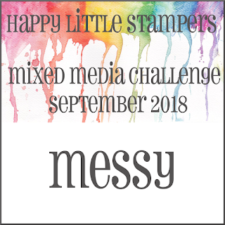 Challenge HLS Mixed Media - messy