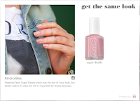 Featured on Essie.ca