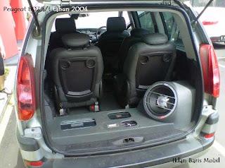 Dijual - Peugeot 807 a/t tahun 2004, Iklan baris mobil