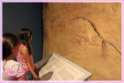 Visitando museus com crianças