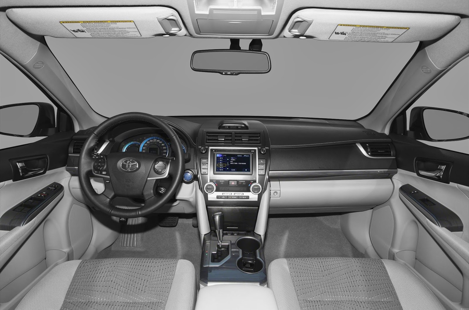 Exceptional Toyota Camry 2014 Interior