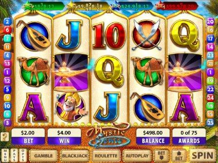 Britney slot machine