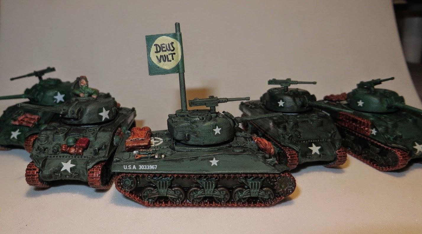 Flames, War, Sherman, M4A3, Platoon, painted, american, tanks