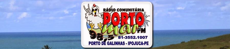 ESCUTE A PORTO MAR FM 98,5