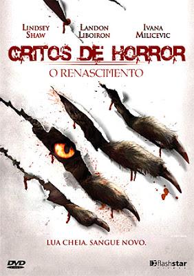 Filme Poster Gritos de Horror - O Renascimento DVDRip XviD Dual Audio & RMVB Dublado