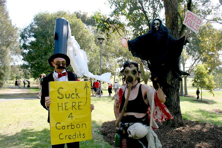 Photos from the 2011 Campaign to stop CSG