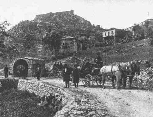 Καρύταινα Γορτυνίας:  1910