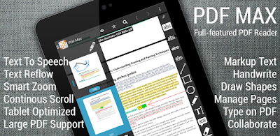 App Android : Free Download PDF Reader! v1.2.0 Apk