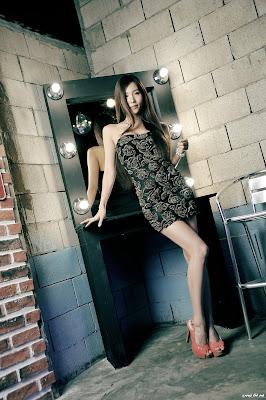 Lee Ji Min Beautiful Girl