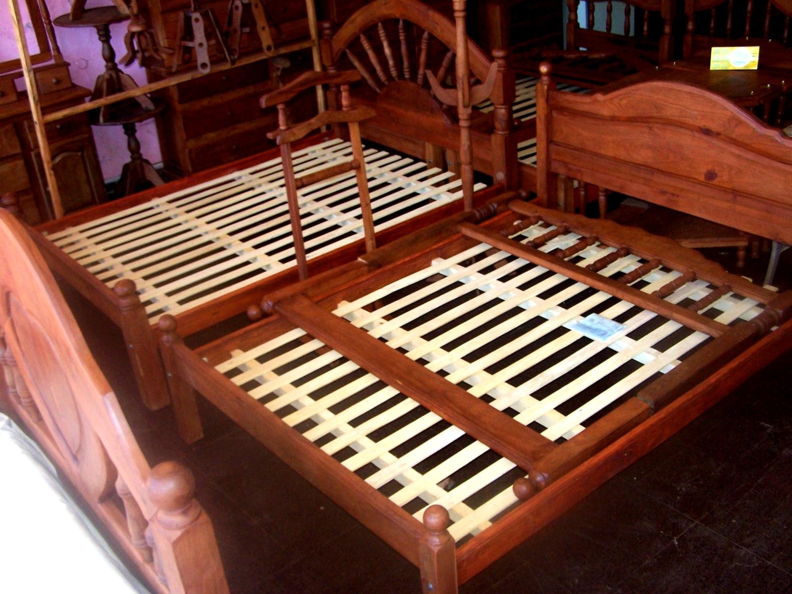 muebles de algarrobo directo de chaco Grippo  muebles de algarrobo