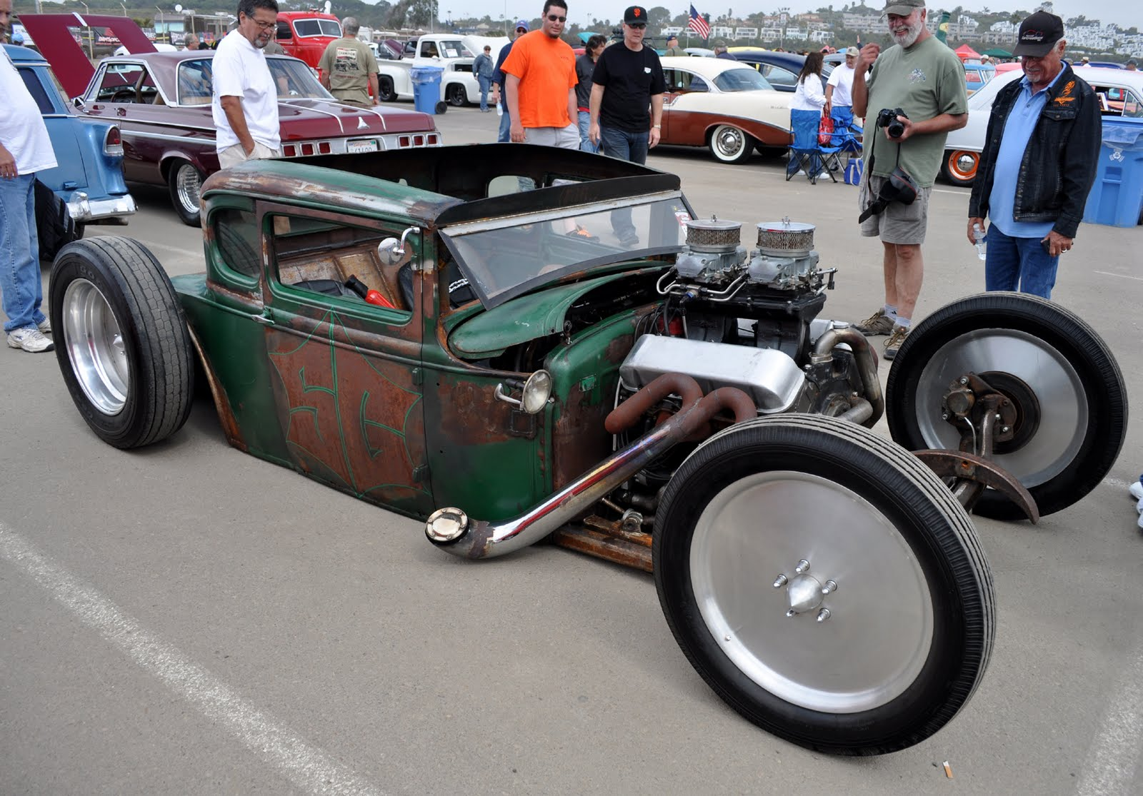 Just A Car Guy: The SG rat rod. They might consider calling it the ...