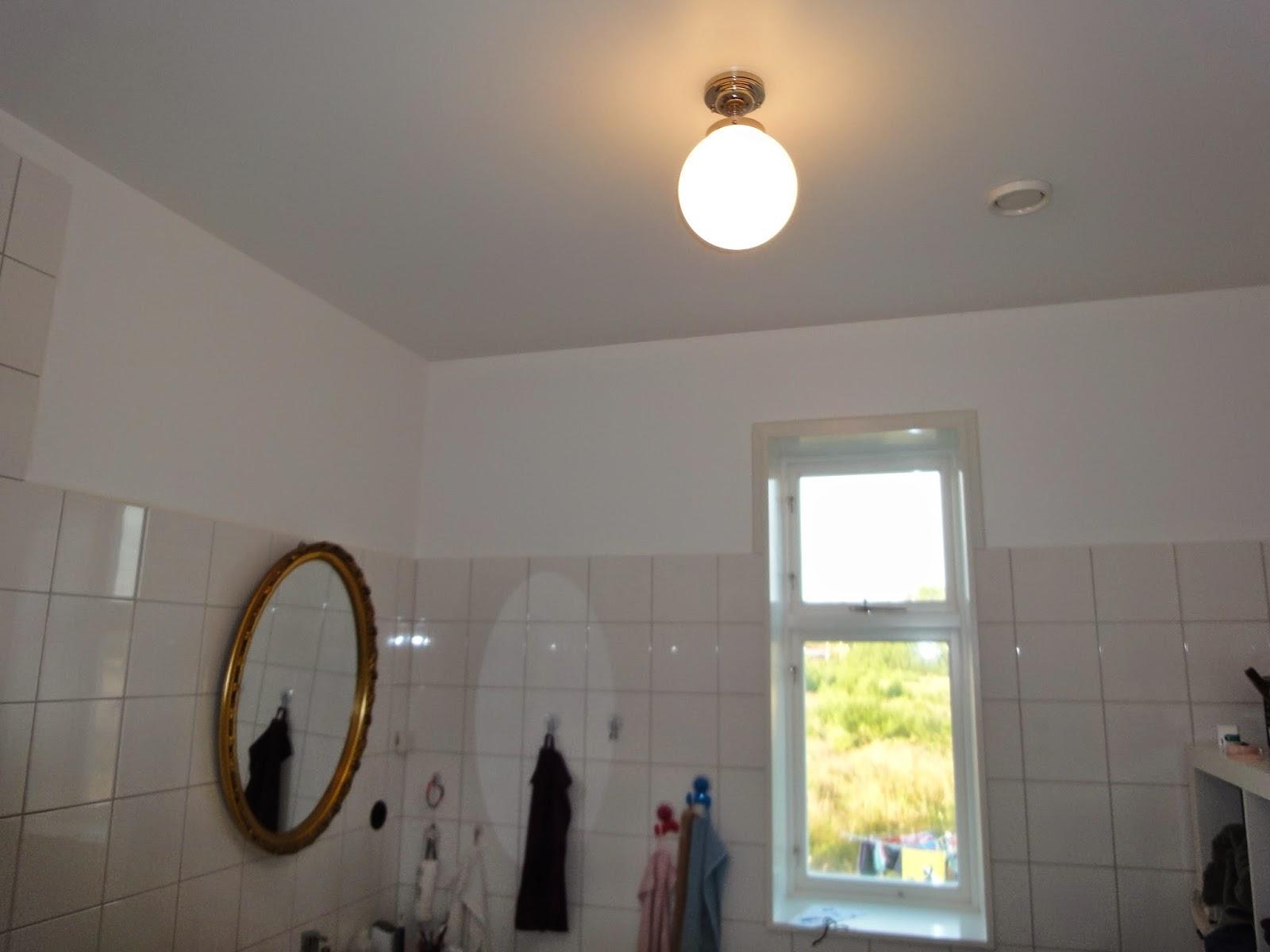 Ålhamra: badrum