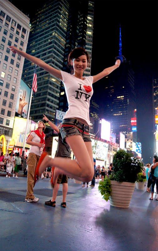Model Li Fan