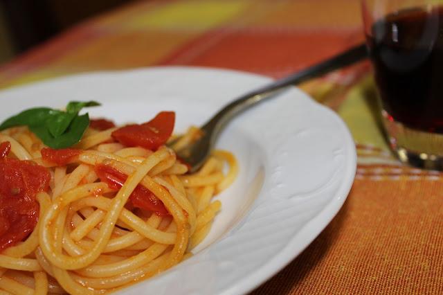 spaghetti al pomodoro di Carlo Cracco