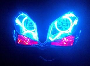 Berikut Panduan Tips Dan Cara Memasang Lampu Angle Eyes Di Motor