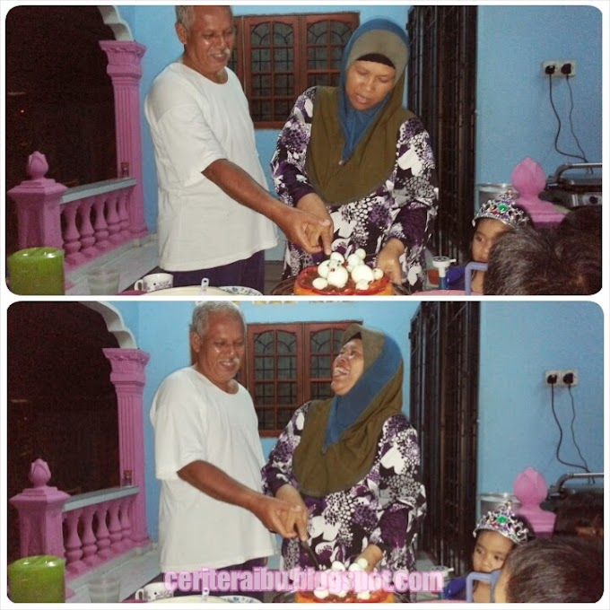 Happy Anniversary 36th to Bunda Tokbah