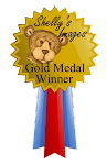 I won the Gold Medal Award at Shelly's Images