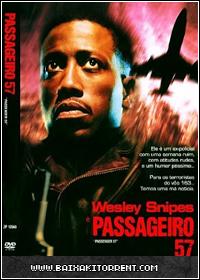 Capa Baixar Filme Passageiro 57 (Passenger 57)   Torrent Baixaki Download