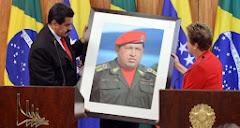 ENCUENTRO EN BRASILIA PRESIDENTE N. MADURO Y DILMA ROUSSEFF 9 DE MAYO 2013
