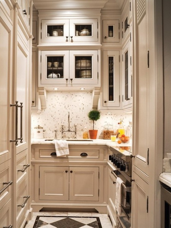 Beautiful Small Kitchens At Home