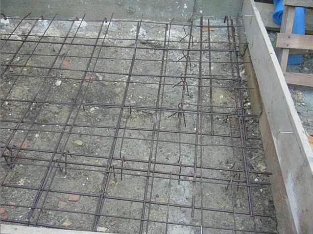 Construction d 39 un escalier en b ton for Fabrication escalier beton exterieur