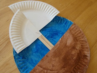 Preschool Crafts for Kids* Thanksgiving Day Mayflower Paper Plate Boat Craft & Say Say Say: Preschool Crafts for Kids*: Thanksgiving Day Mayflower ...